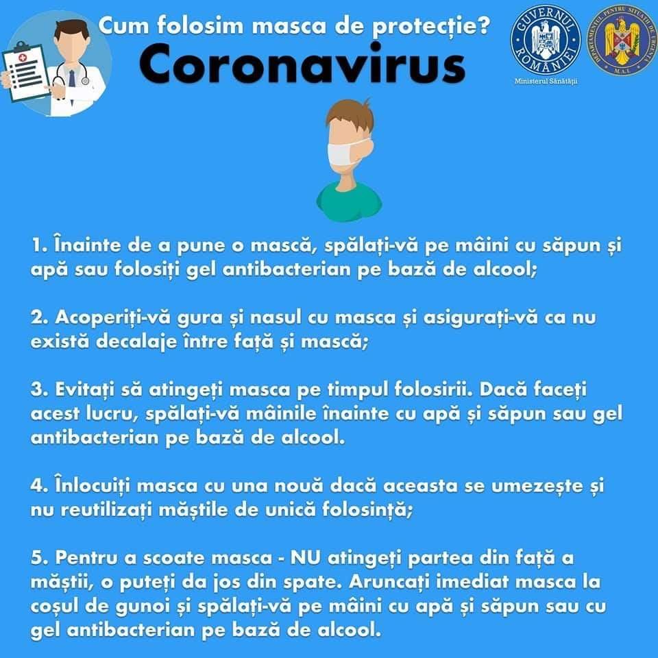 Informare Coronavirus Covid-19